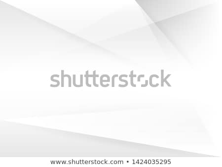 White background with waves stock photo © MONARX3D