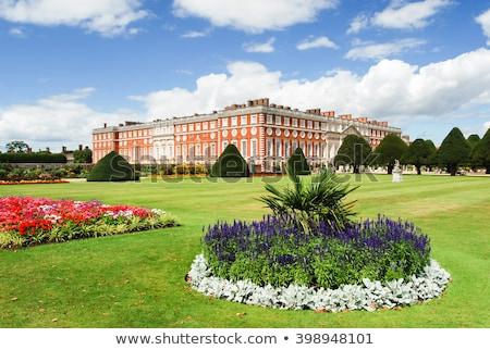 Stock photo: Hampton Court palace