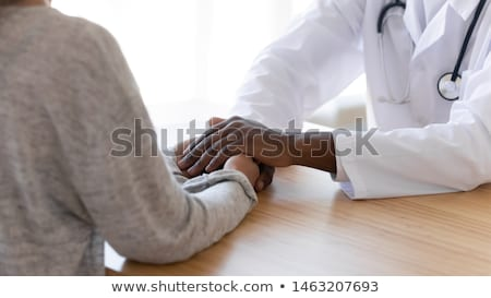 kind healthcare stock photo © cteconsulting