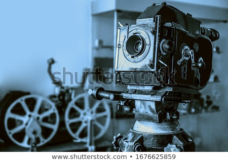 Film apparatus Stock photo © zzve