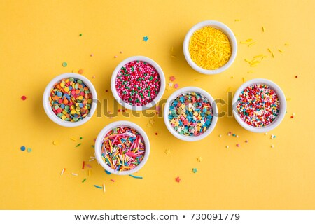 Collection of Cake Sprinkles Stock photo © zhekos