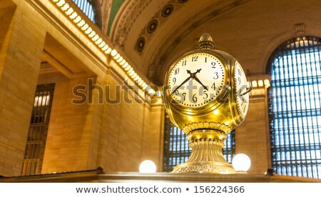 Grand Central Clock Stock photo © ArenaCreative