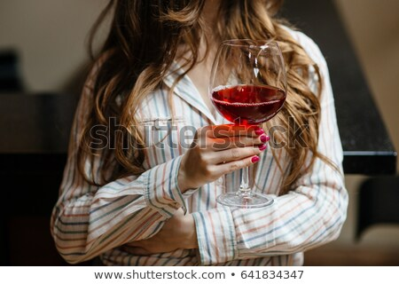 женщину · роскошь · клуба · интерьер · Sexy · моде - Сток-фото © nejron