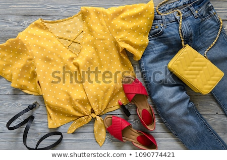 Women's clothes Stock photo © Mr_Vector