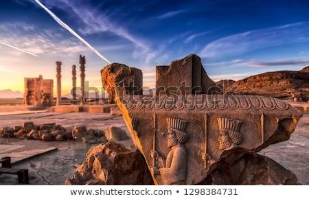 Persepolis Stock photo © ajlber