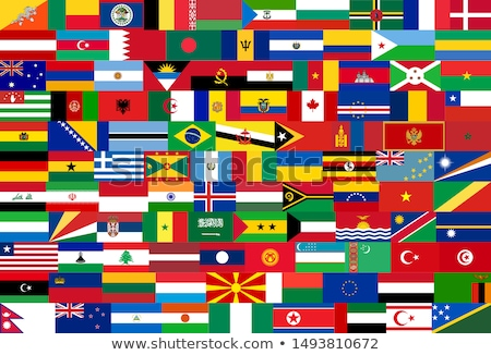 Botswana flag World flags Collection  stock photo © dicogm