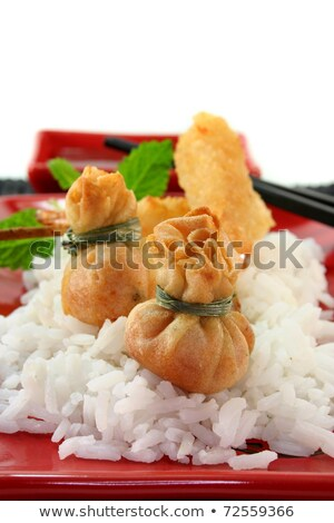 Various sweet Thai specialties Stock photo © smithore