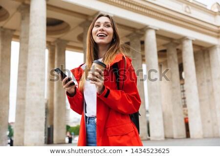 美人 · 飲料 · コーヒー · 暗い · ルーム · 美しい - ストックフォト © stevanovicigor