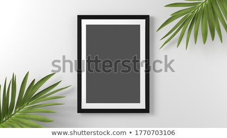 A topview of a painting Stock photo © bluering