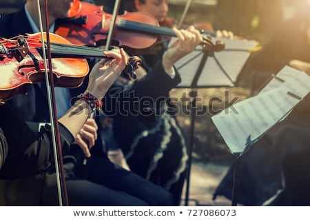 Classic music Stock photo © simply