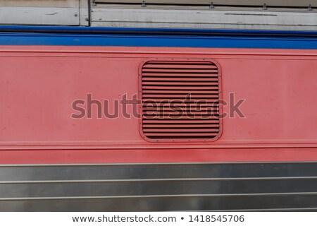 ilustração · cinza · ventilação · plástico · círculo · amostra - foto stock © arsgera