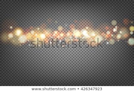 Promień słońca bokeh gradient streszczenie świetle Zdjęcia stock © barbaliss