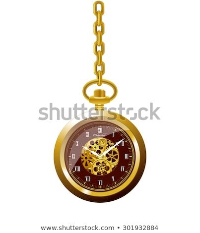 Personal Development on Pocket Watch. 3D Illustration. Stock photo © tashatuvango