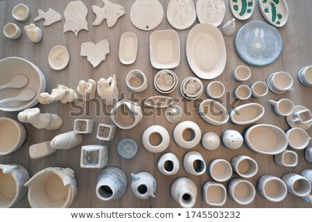 Pottery atelier view Stock photo © blanaru