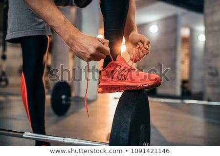 Gym Shoes Stock photo © papa1266