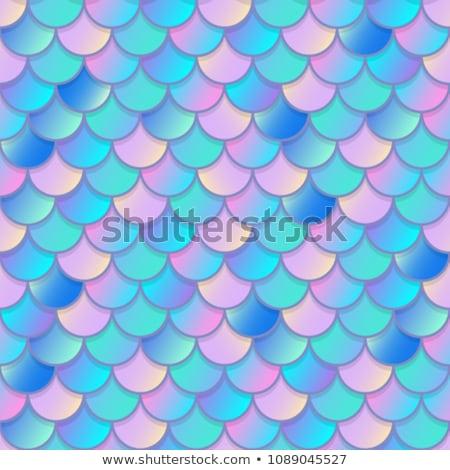 rajz · tengerészeti · firkák · végtelen · minta · aranyos · kézzel · rajzolt - stock fotó © lemony