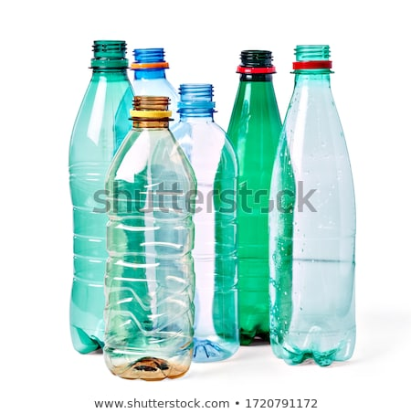 Empty Plastic Bottles Stock photo © make