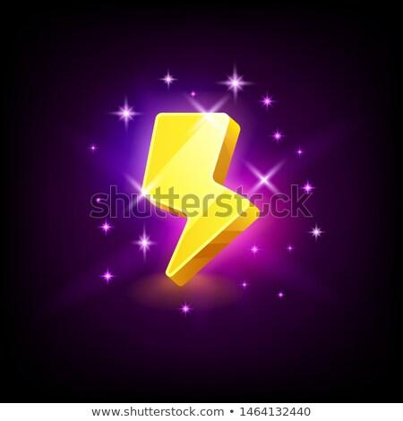 succes · energie · sjabloon · logo · logo-ontwerp · symbool - stockfoto © marysan