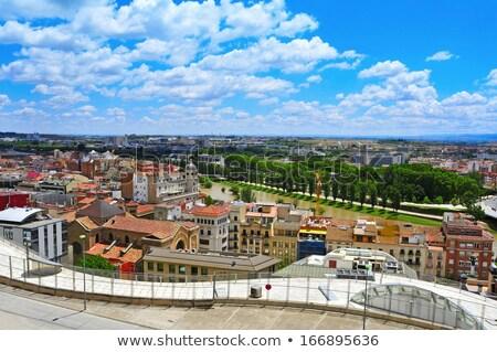 Sant Joan square, Lleida, Spain Stock photo © borisb17