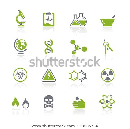 Energy Icons // Natura Series Stock photo © Palsur