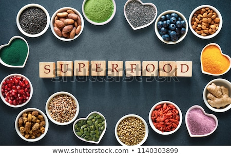 Healthy Vegan Super Food Diet Stock photo © marilyna