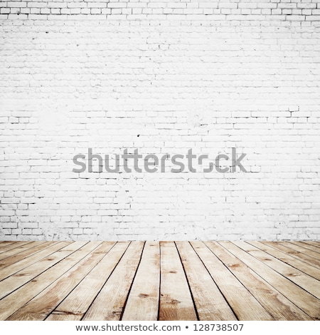 clay wall with a wooden floor stock photo © vlad_star