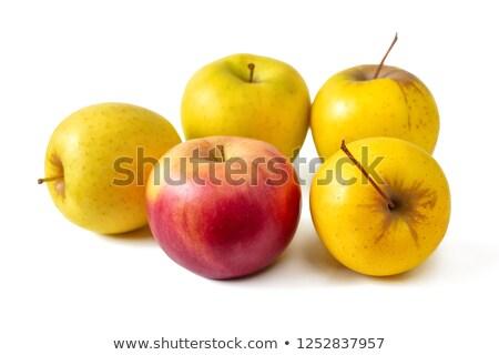 rojo · príncipe · manzanas · frescos · maduro - foto stock © ruslanomega
