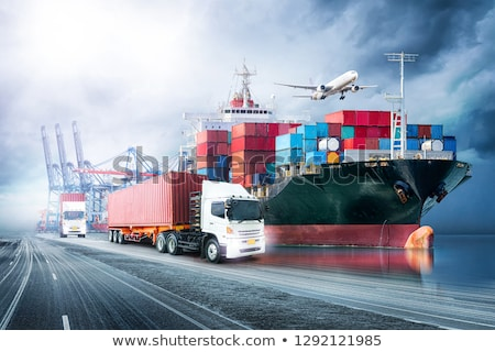 Logistics Concept Stock photo © ivelin