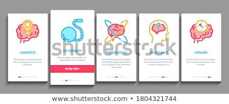 Brain Disease Stock photo © Lightsource