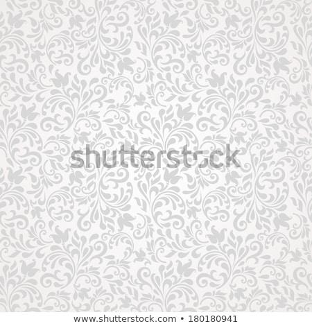 Seamlessly old paper with ornamental pattern. Stock photo © Leonardi