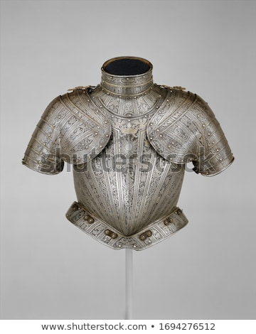 Medieval armour. Stock photo © FER737NG