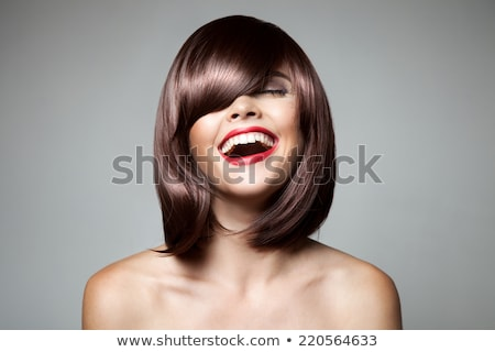 Luxury hair style Stock photo © Anna_Om