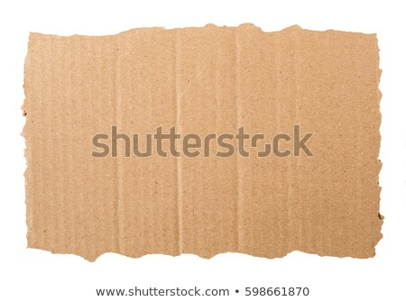 Papier vierge blanche papier ombres Photo stock © axstokes