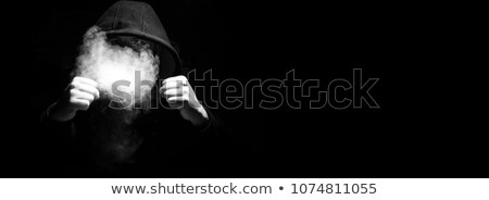 Angry man with fists up Stock photo © ichiosea