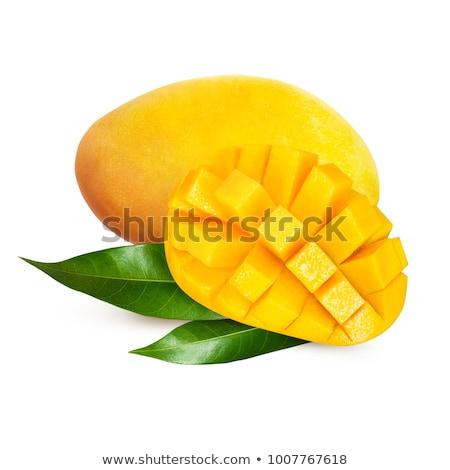 tropicali · thai · mango · frutta · natura · giardino - foto d'archivio © hin255