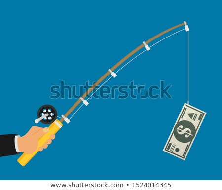 Money Bait Stock photo © idesign