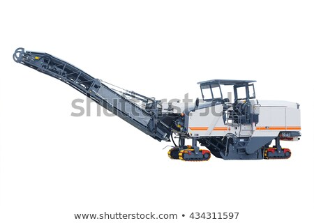 asphalt spreading machine  stock photo © uatp1