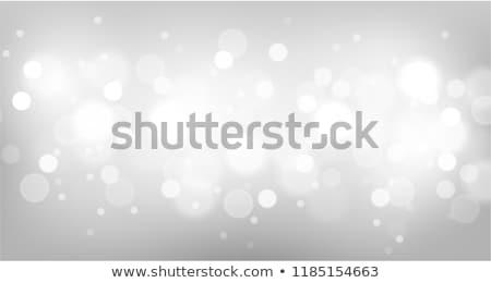 Vektör soyut turuncu bokeh arka plan uzay Stok fotoğraf © thanawong
