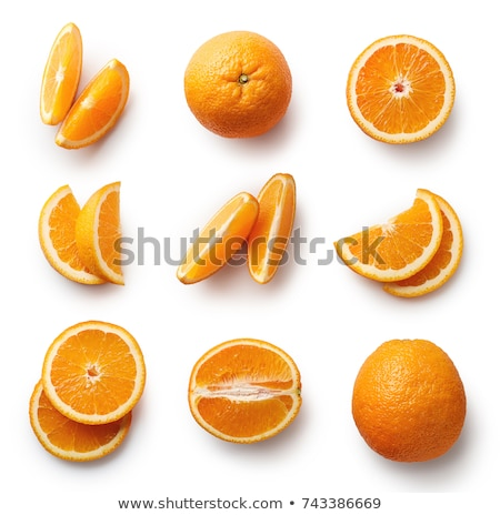 juicy portion of orange  Stock photo © OleksandrO