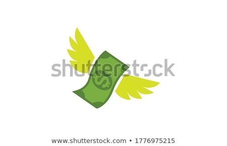 Presupuesto acuerdo verde vector icono diseno Foto stock © rizwanali3d