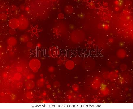Sin costura Navidad feliz resumen fondo invierno Foto stock © shutswis