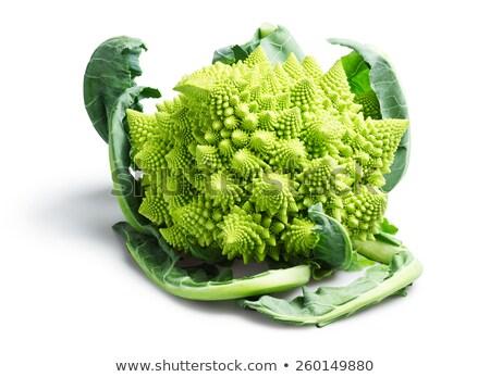 все белый продовольствие здоровья зеленый цвета Сток-фото © haraldmuc