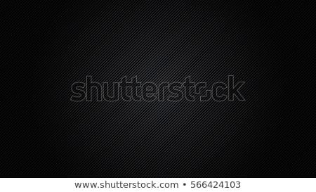 Geometric squares background, abstract black metallic wallpaper, vector illustration Stock photo © kurkalukas