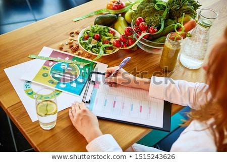 Medical Diet Stock photo © Lightsource