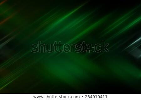 抽象的な · 暗い · 緑 · 技術 · 未来的な · 在庫 - ストックフォト © punsayaporn
