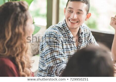 A man's bestfriend Stock photo © bluering