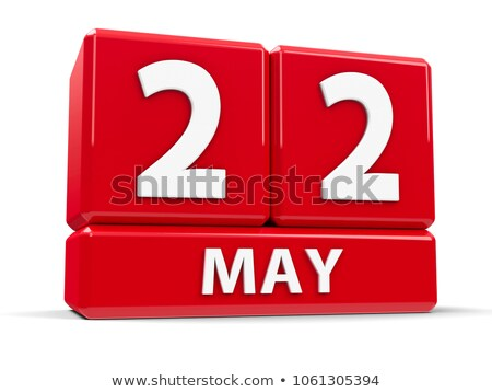 22nd May Stock photo © Oakozhan