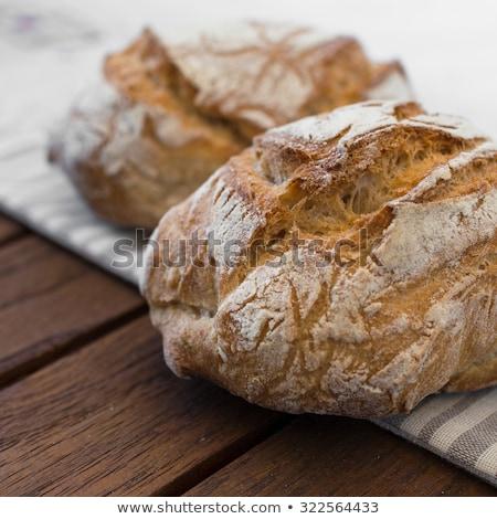 素朴な パン 3 ストックフォト © Digifoodstock