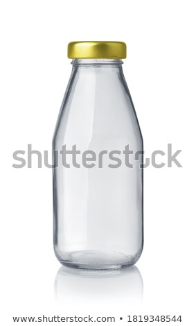 In front small glass vertically Stock photo © Cipariss
