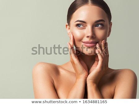 Pele beleza cuidar imagem belo Foto stock © Imabase